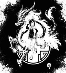 The Fox and the Kirin