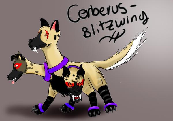 GreekFormersCerberus Blitzwing by Tediz-Leader