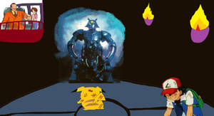 Ash Ketchum's Ultimate Battle