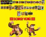 Donkey Kong History (1986-2012)