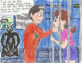 Ash's mom kidnapped by Giovanni by PuffyTopianMan