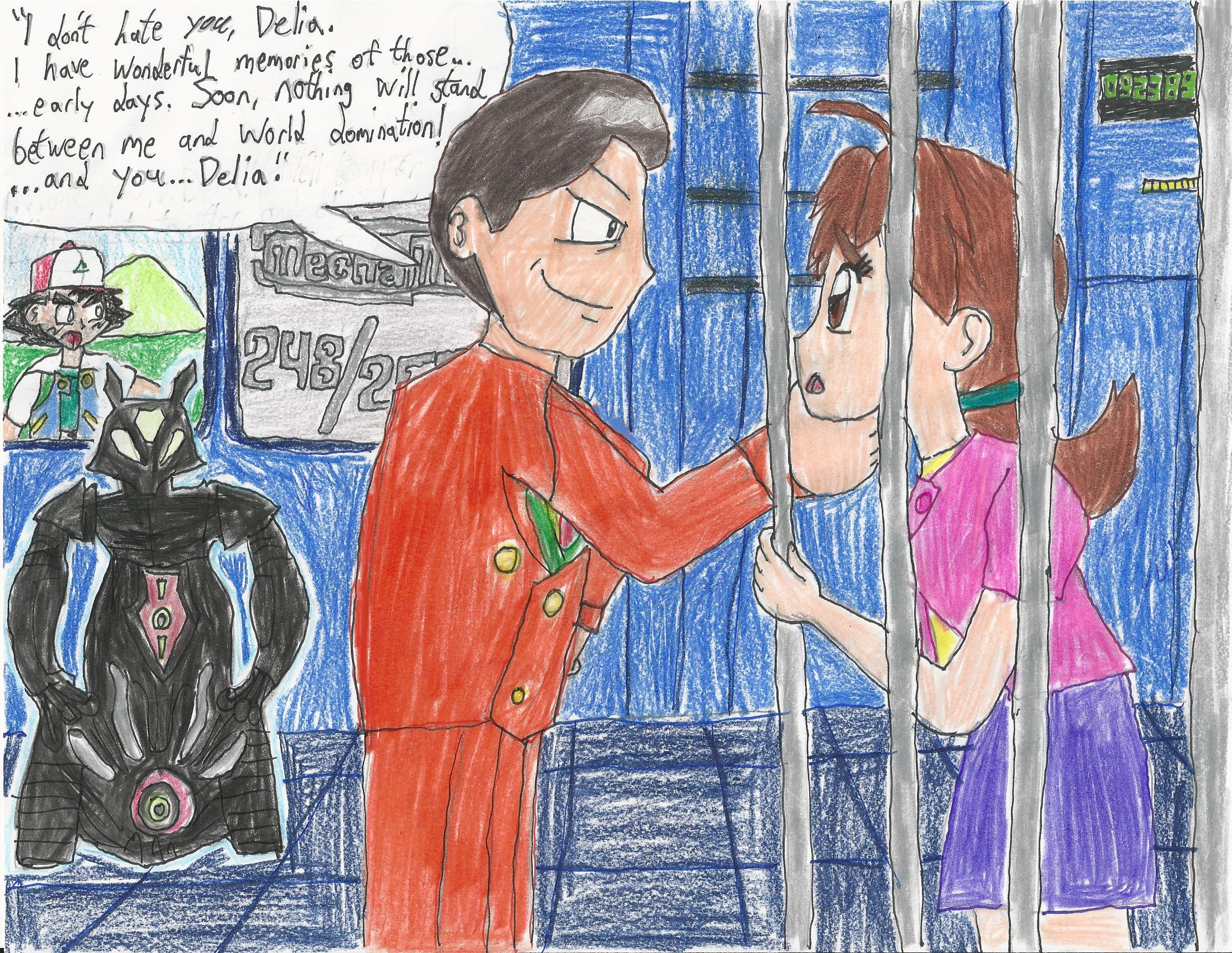 ash u0027s mom kidnapped by giovanni by puffytopianman on deviantart