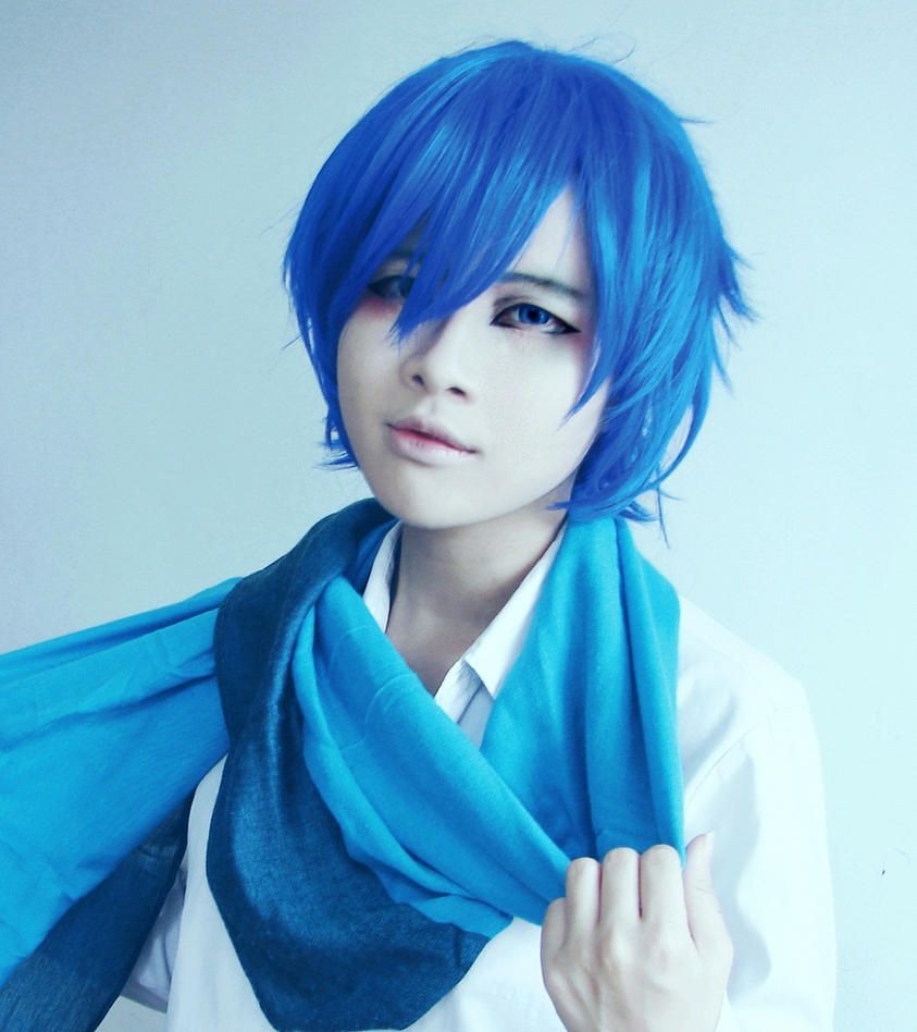 Kaito vocaloid cosplay by SuzuFuji on DeviantArtVocaloid Kaito Cosplay