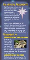 Big Crystal fragment timeline