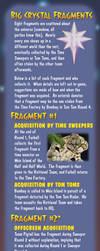 Big Crystal fragment timeline by FinalSoraRiku