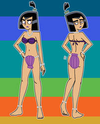 Sam's Seashell Bikini