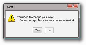 Jesus loves you :D
