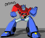 TFA - Optimus says STOP!