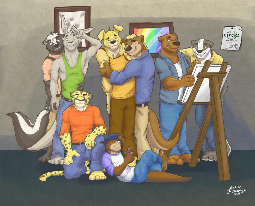 The Kinsey Boys by JAZcabungcal