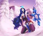 Snowstorm Sivir - League Of Legends