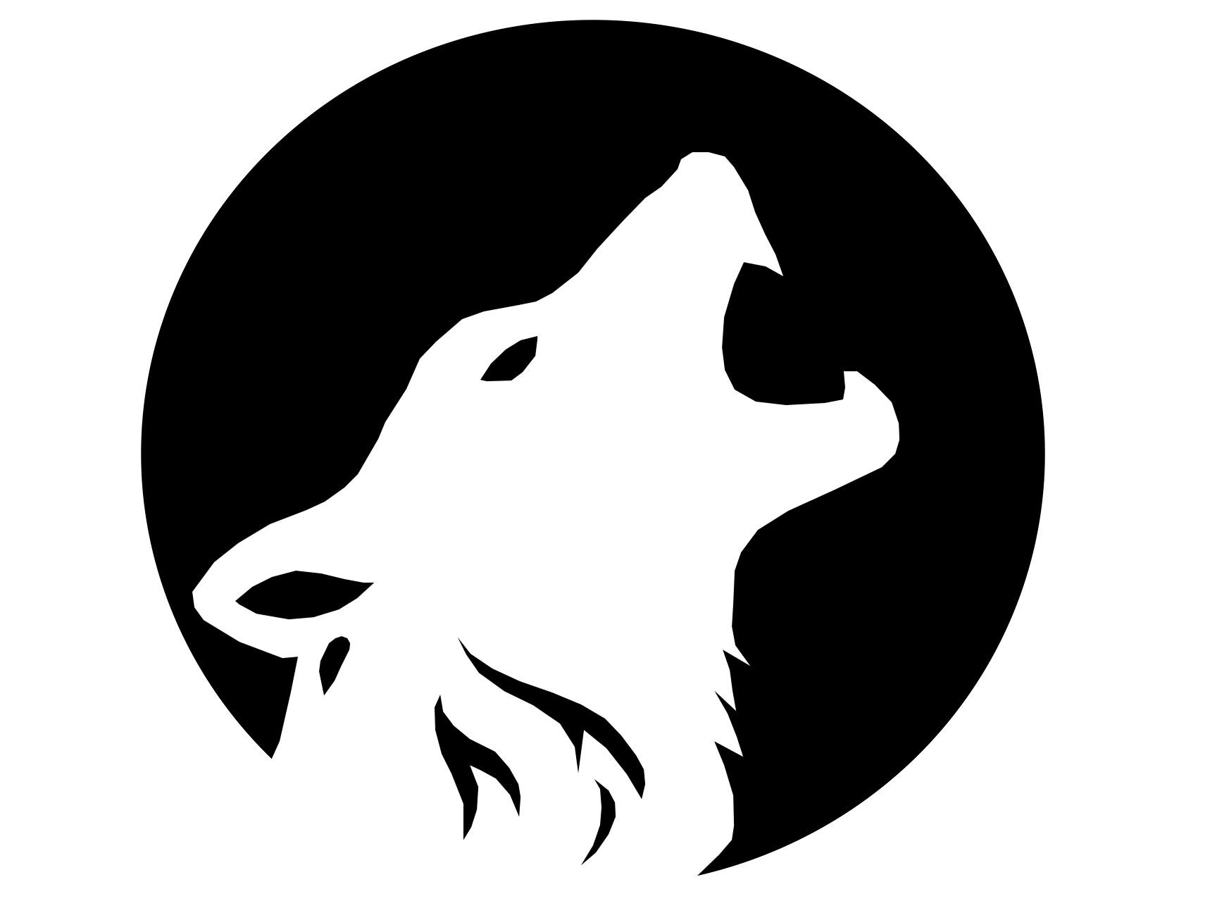 Wolf Howling Pattern By Pumpkin Crazy On DeviantArt