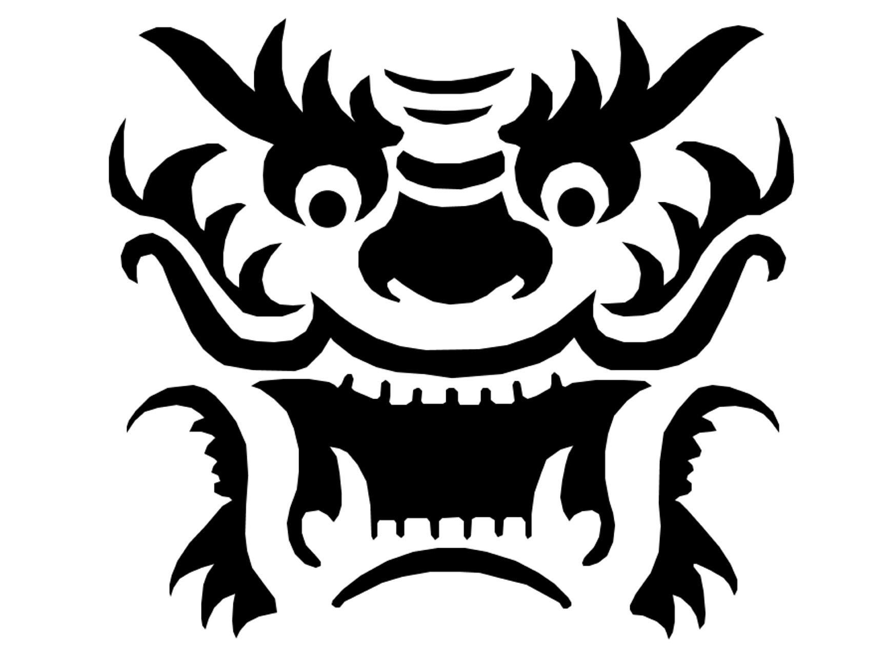 Dragon pattern by pumpkin crazy on deviantart