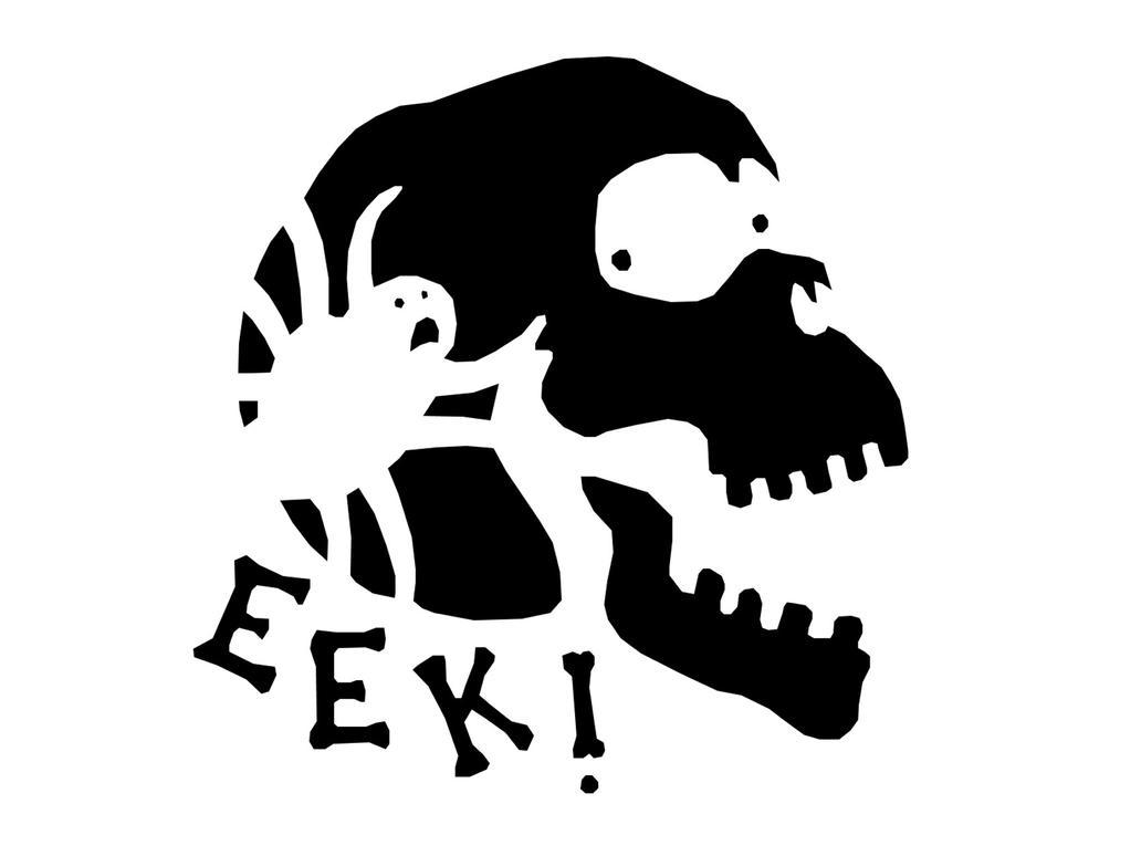 Scared skull pattern by pumpkin crazy on deviantart for Free skull pumpkin carving patterns
