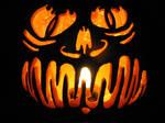 Diablo Foam Pumpkin