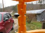 Pumpkin Chain Links