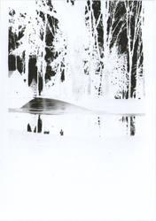 Negative Walkway by Wilhelmina-vanRoyen