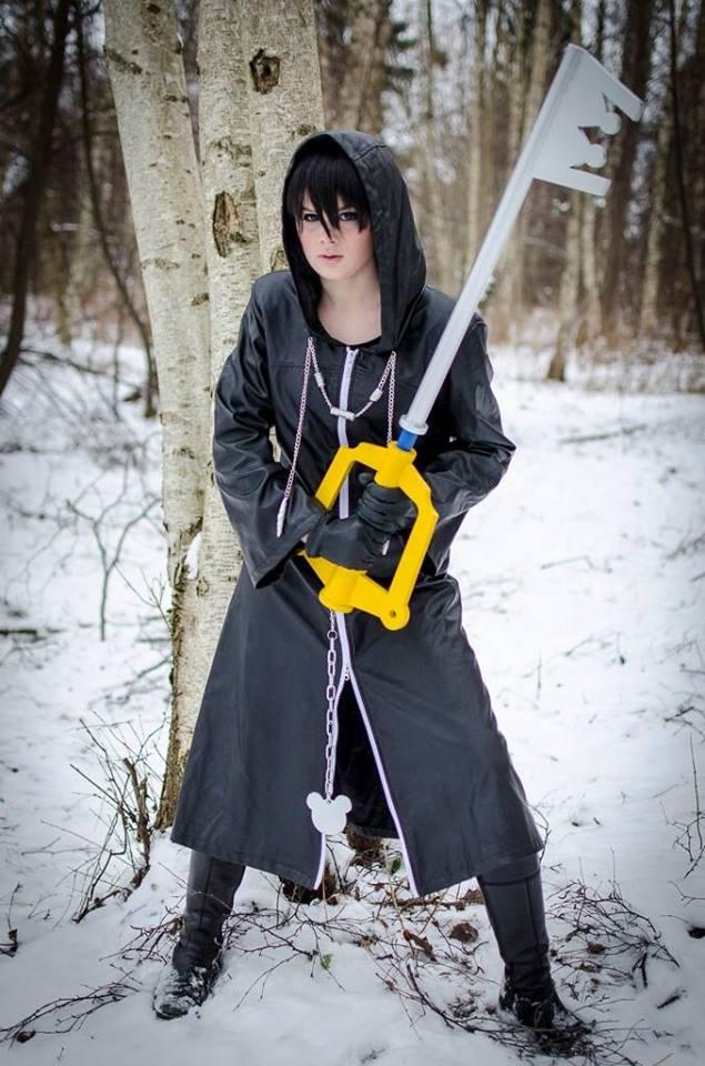 Kingdom Hearts cos . Watashi no namae wa Xion desu by Rael