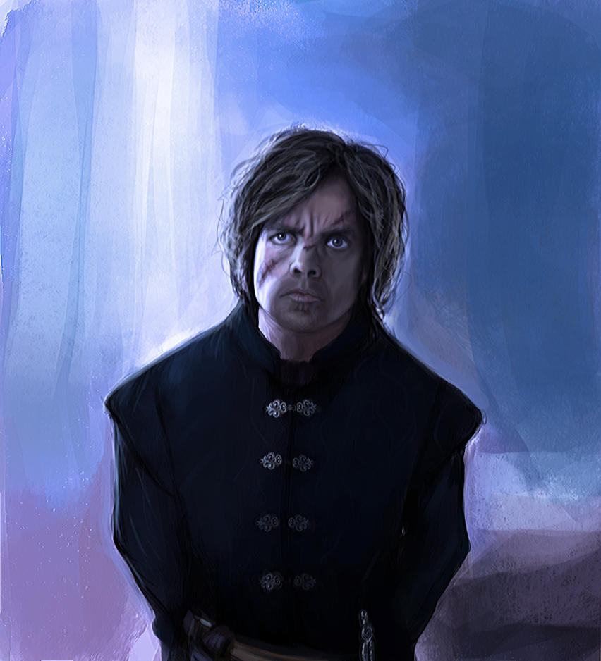 Tyrion Lannister by ManiaMuppet