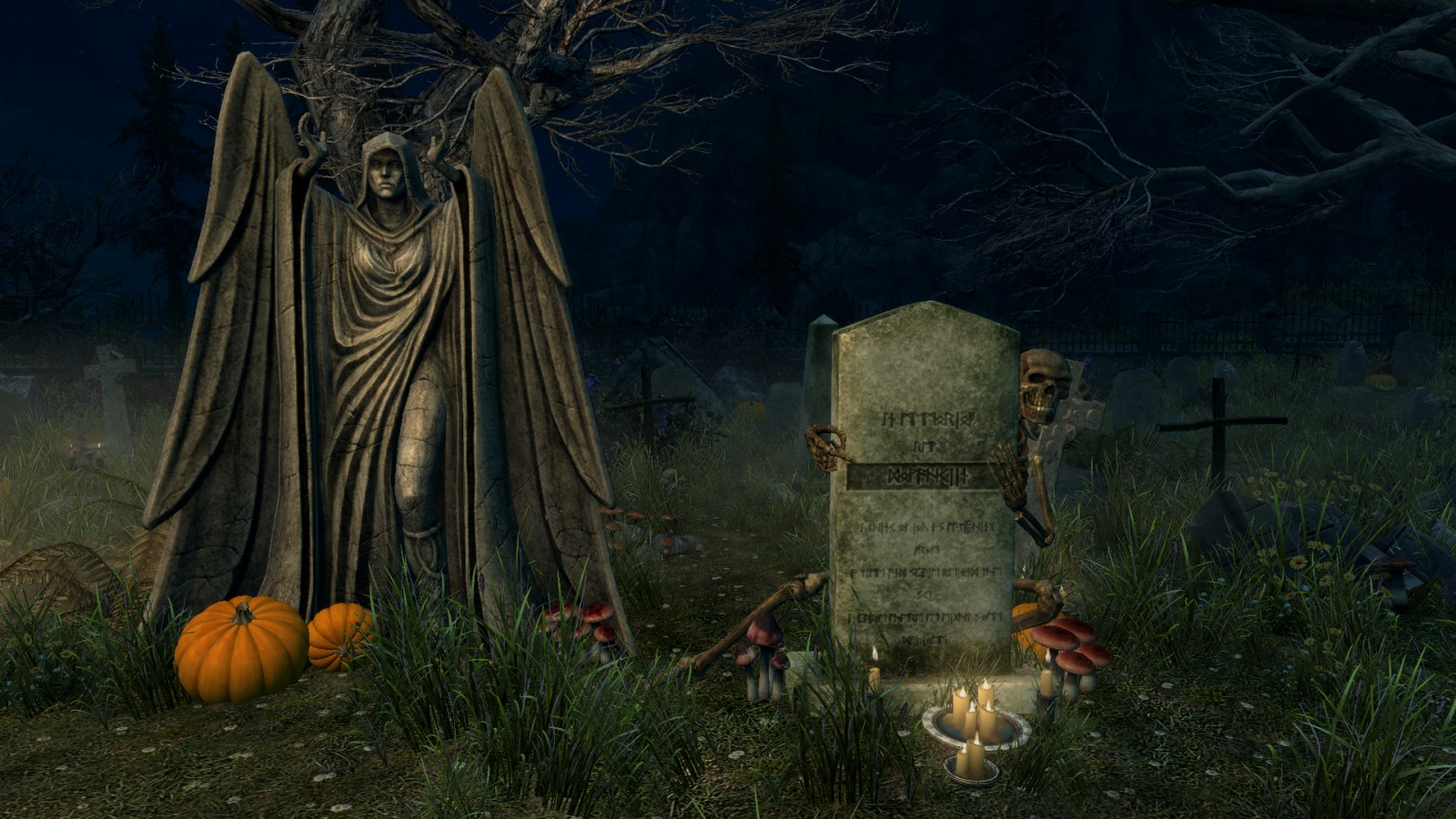 medievil___graveyard_level__updated__by_