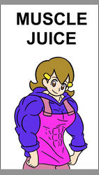 Muscle Juice by AwesomelyMecha