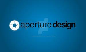 Aperture Design Logo