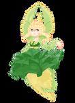 Leah Pixel Page Doll