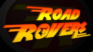 Road Rovers 3D  Logo Wallpaper