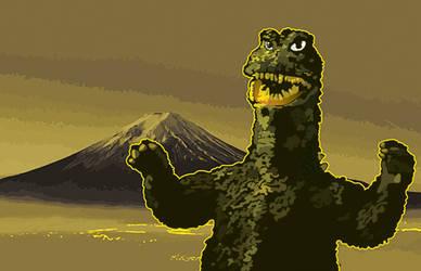 Godzilla 68