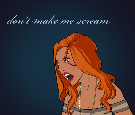 TW - Lydia - Don't Make Me Scream
