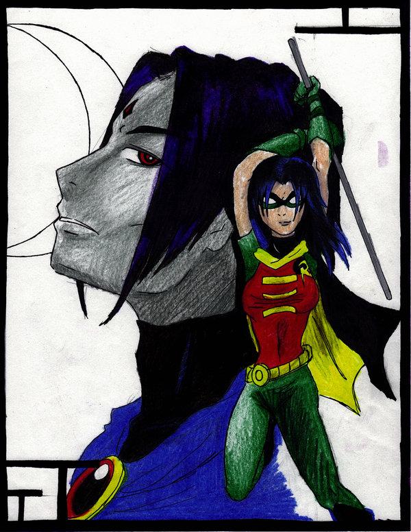 Gender Bender by Inuka by robin-x-raven