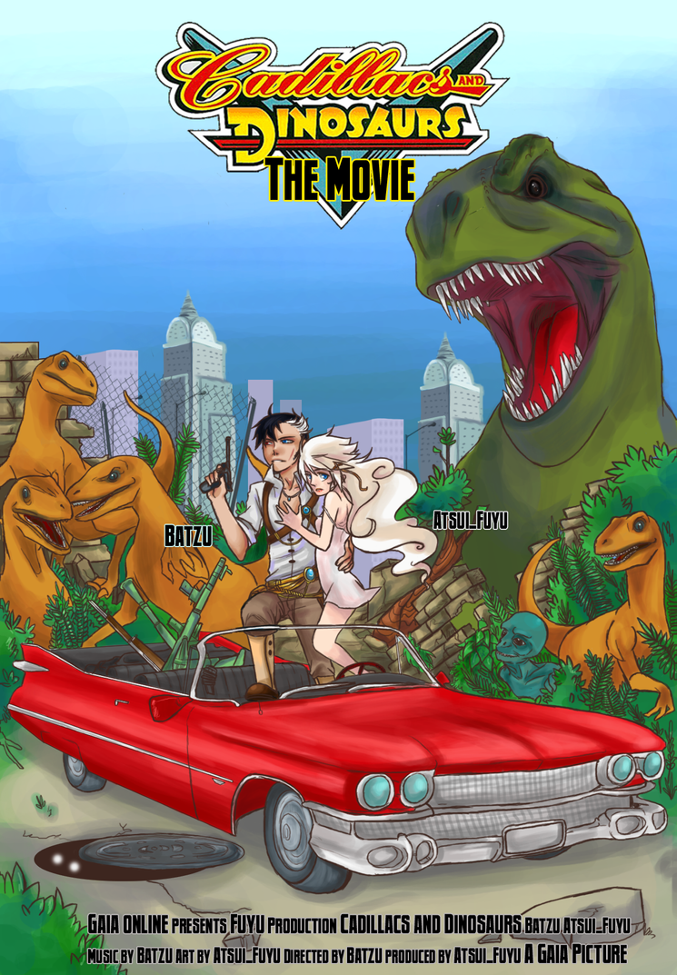 cadillacs and dinosaurs by petitoe on deviantart. Cars Review. Best American Auto & Cars Review