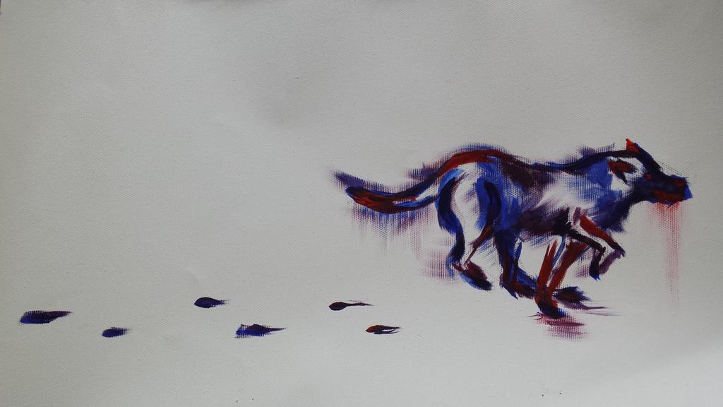 Spirit Wolf by Purple12345