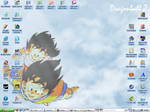 Dragonball z Desktop Wallpaper by 1Meh1