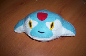 Azelf Plush by 1Meh1