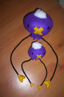 Drifloon Plush by 1Meh1