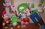 Nintendo Plush Collection