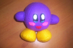 Kirby Plush by 1Meh1