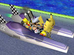 Wario Pimps His Ride by 1Meh1