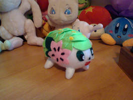 Land Shaymin Plush by 1Meh1