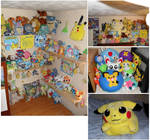 Poke Plush Collection Update by 1Meh1