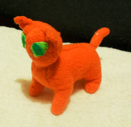 Firestar Plush by 1Meh1