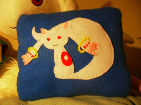 Kyubey Pillow