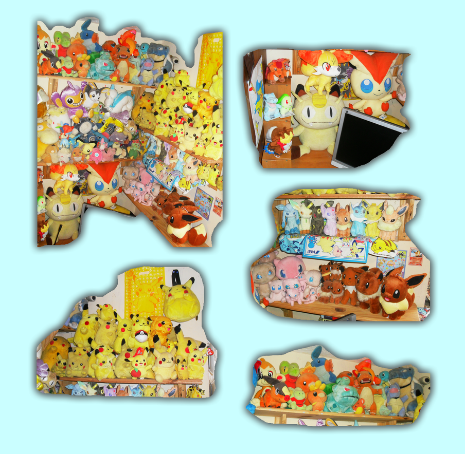Pokemon Collection 2014 by 1Meh1