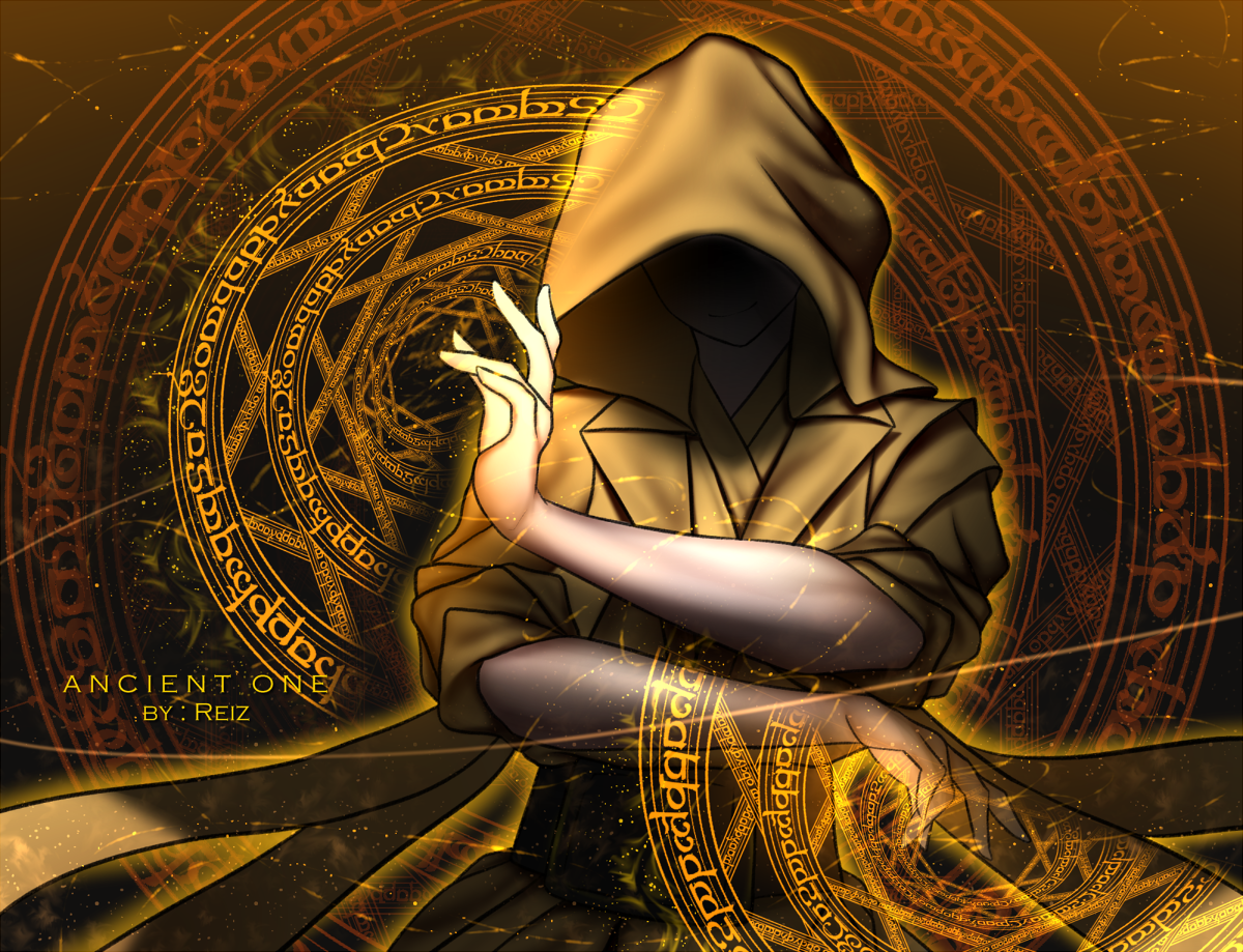 Ancient One by ReizDrawing on DeviantArt