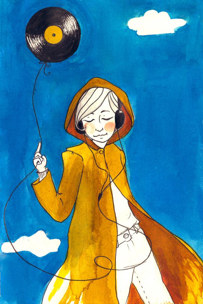 Music is Love by sugarcub
