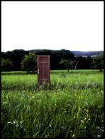 The Door by Hagamon