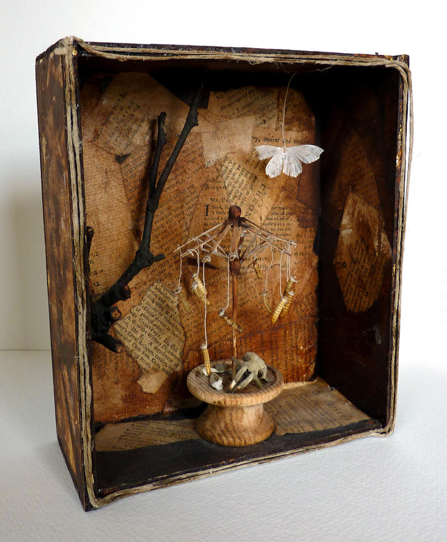 Assemblage One By Hello Magpie On Deviantart