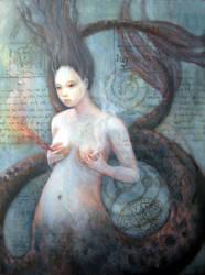 siren:sophia by hello-magpie