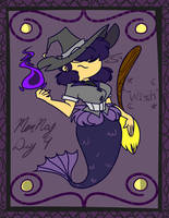 Witch (MerMay Day #9) by IridescentSkies