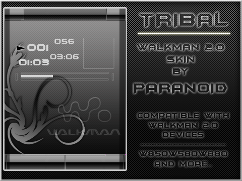Lite_Walkman_V2_TribalEdition by XtremeEngine